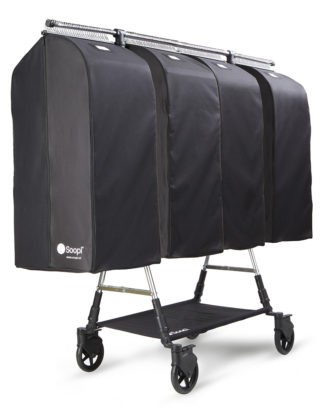 Fashion trolley and bags set